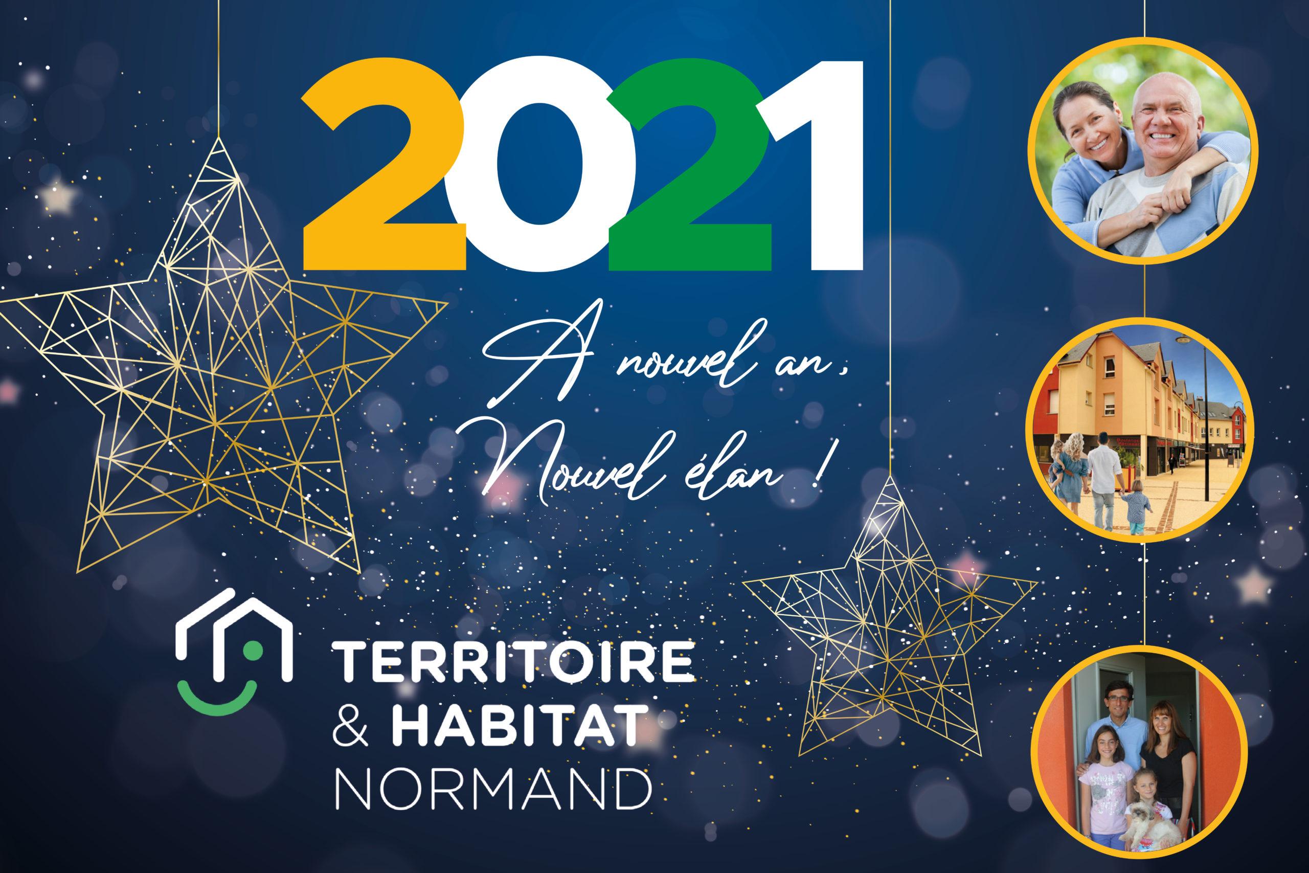 L'équipe de TH&N vous souhaite ses voeux pour 2021