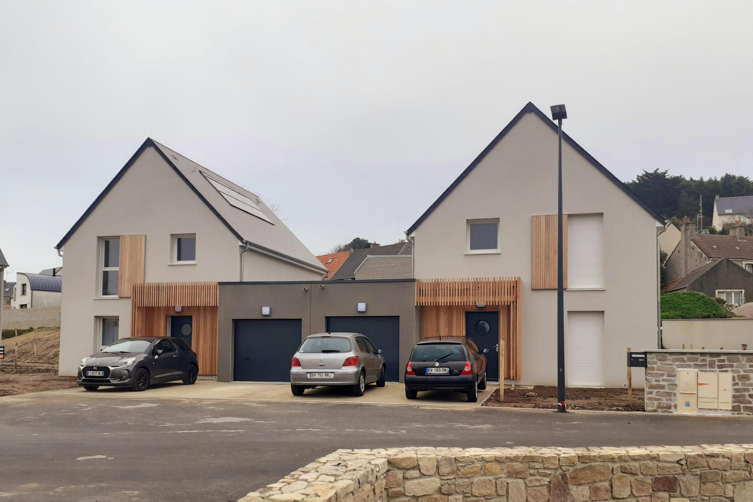 Livraison de 14 logements à Tourlaville