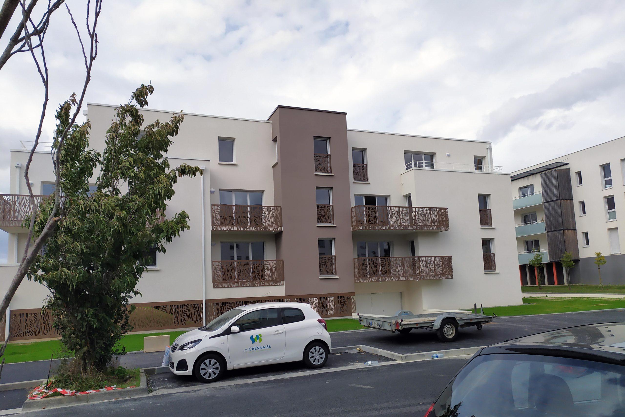 Inauguration des Villas Borderieux